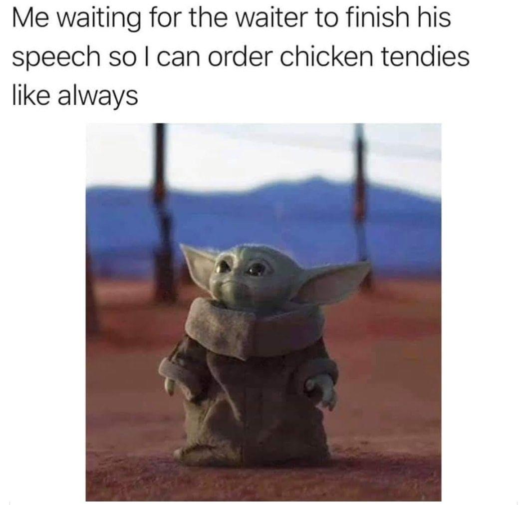 Pin By Laura Galindo On Star Wars Star Wars Memes Yoda Meme Funny Memes