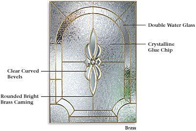 Cambridge Decorative Glass  sc 1 st  Pinterest & Cambridge Decorative Glass   ThermaTru Decorative Glass Options ...