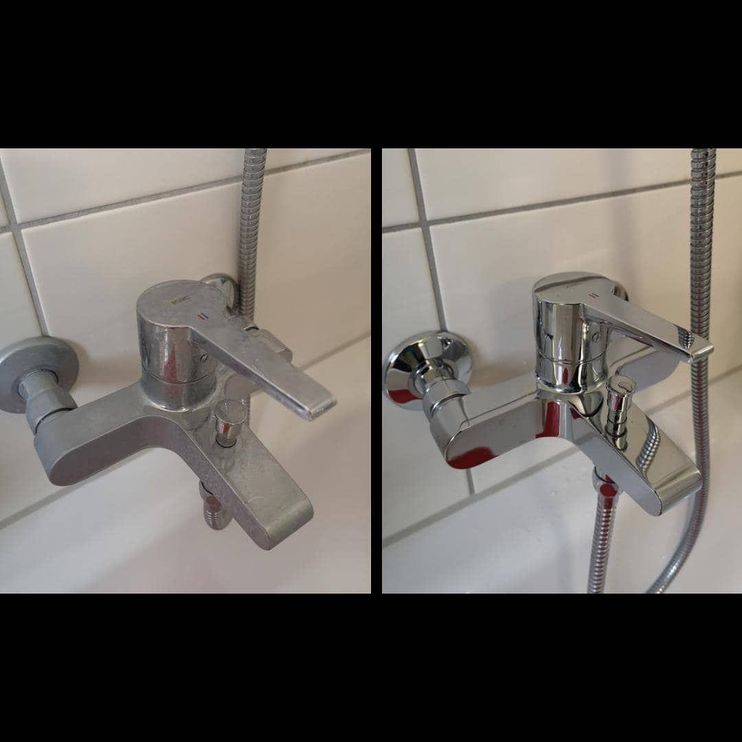 Aus Kalk Mach Chrom Reinigung Reinigungskraft Sauber Sauberkeit Blitzblank Schonwennsschonesch Wohnen Miet Kitchen Appliances Home Decor Sink