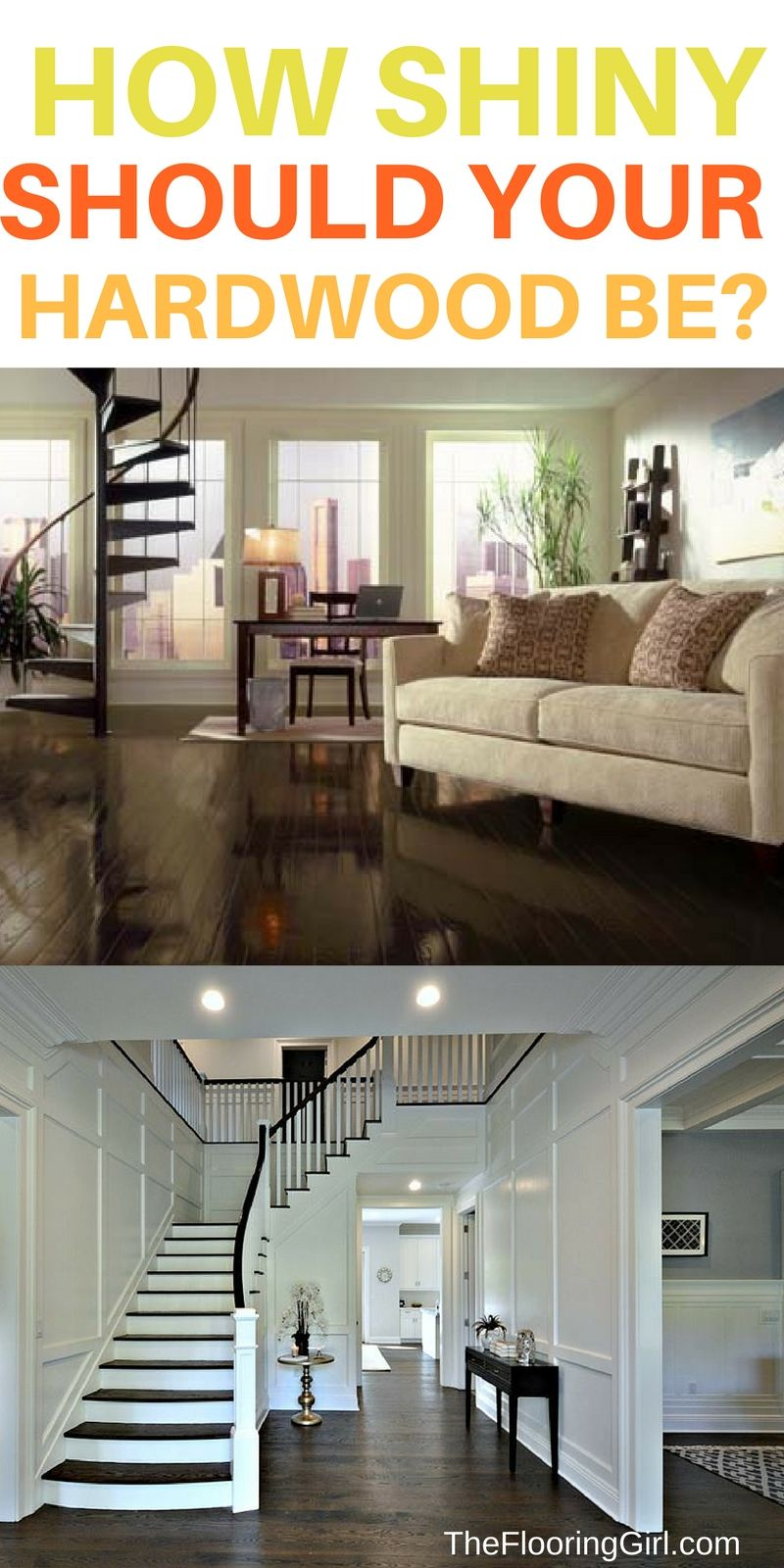 What Sheen Level Is Most Stylish For Hardwood Satin Or Semigloss Finish Living Room Hardwood Floors Clean Hardwood Floors Hardwood Floors Dark