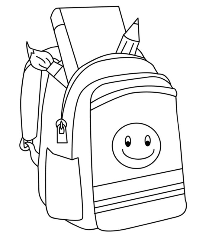 - Coloring Top Free Printable Back To School Gifts For Kindergarten Students  Of … In 2020 School Coloring Pages, Sunday School Coloring Sheets, Kindergarten  Coloring Sheets