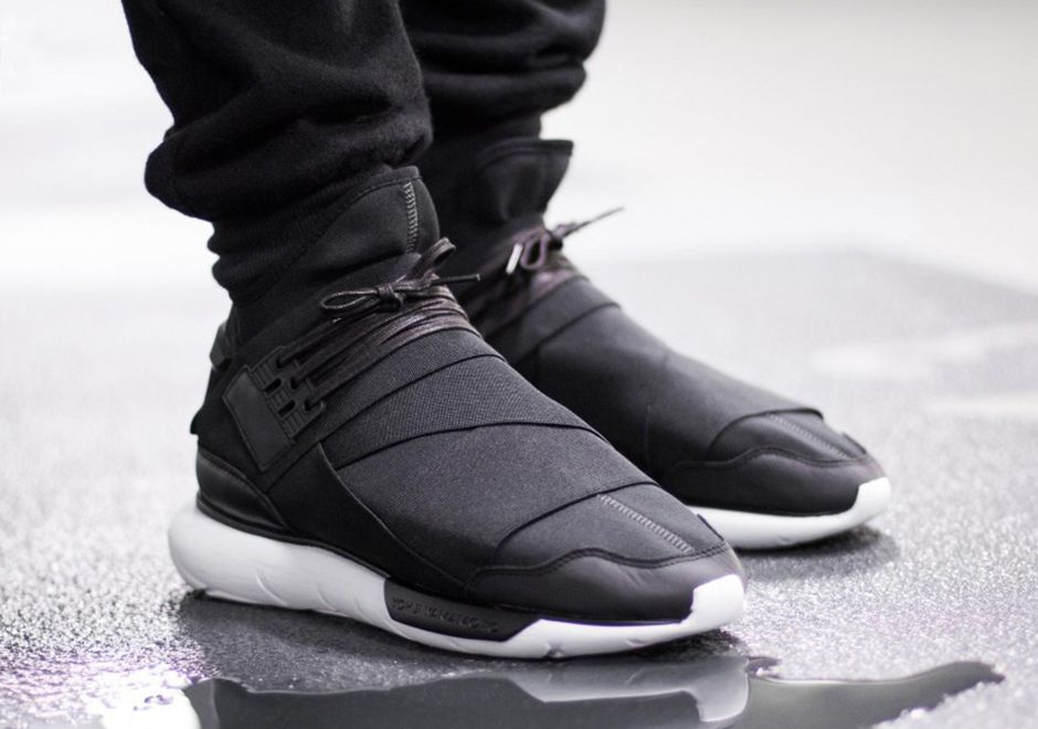 adidas Y-3 Will Be Releasing A New Qasa High For The Holidays ... af8d1094e