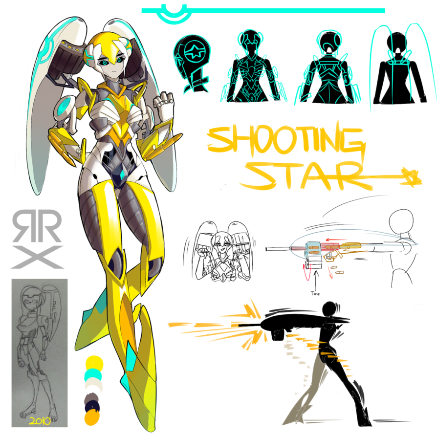 TF OC | Shooting Star by RxRossum