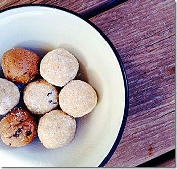 #healthybites @Lindsay Cotter  Irish Delight Healthy Bites Recipe (GlutenFree) - Cotter Crunch