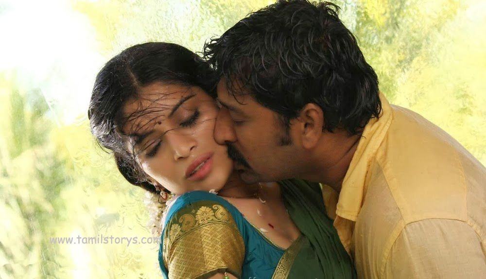 Hot South Indian Kiss