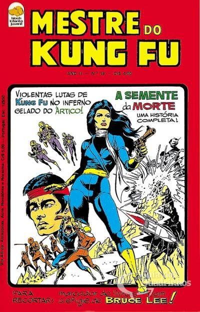 Mestre do Kung Fu n° 19 - Bloch