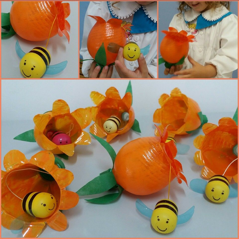 Gioco ape fiore