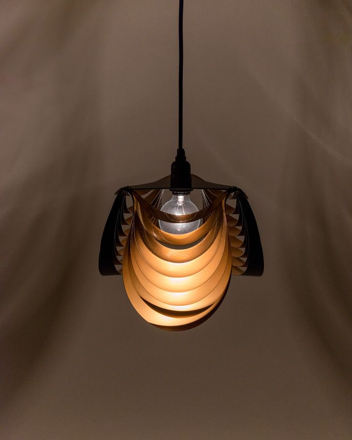 Three pendant light by stuart fingerhut
