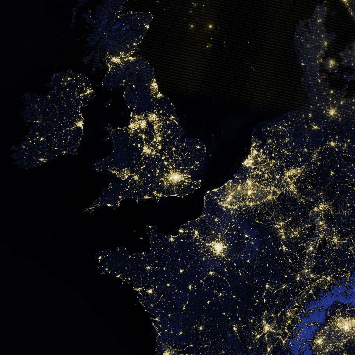 Earth at night map google search art pinterest earth at night map google search gumiabroncs Gallery