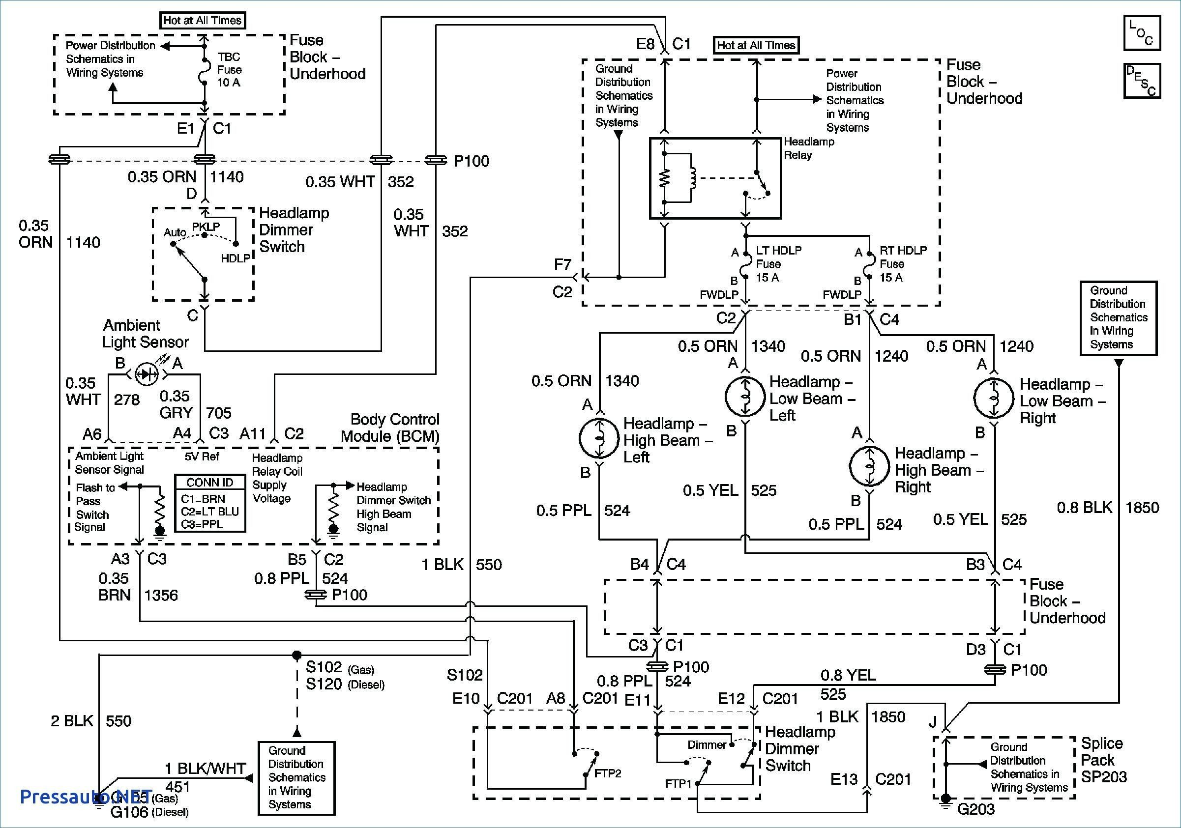 Impala Engine Wiring Diagram