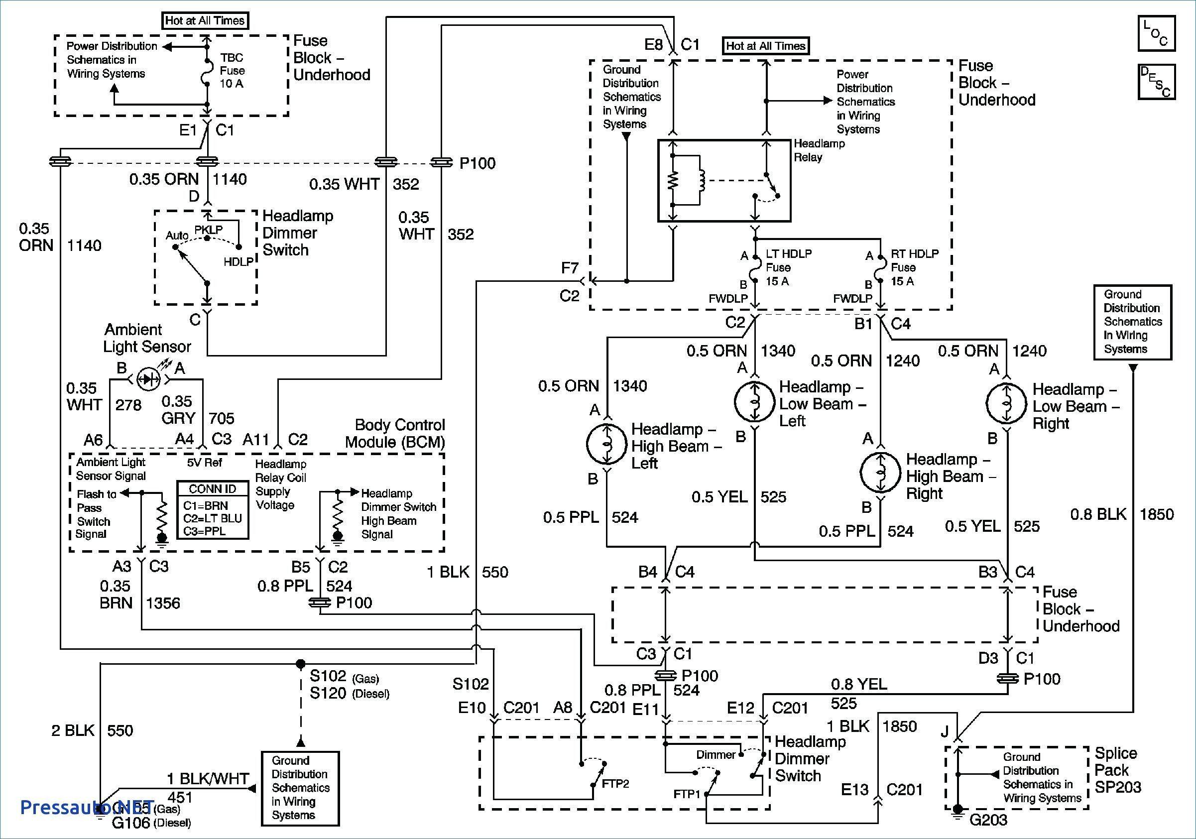 Jeep Cherokee Headlight Wiring Diagram