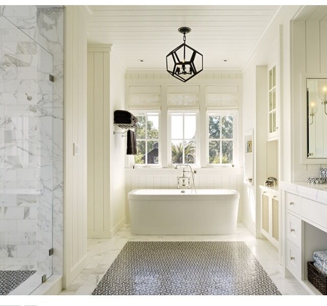 25 Transitional Home Office Design Ideas: Pin By Leah Bates On New Home Bathroom
