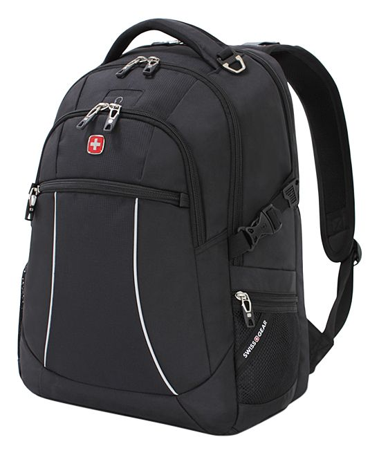 2292e4301 Black Swiss Gear 18.5'' Backpack | Products in 2019 | Laptop ...