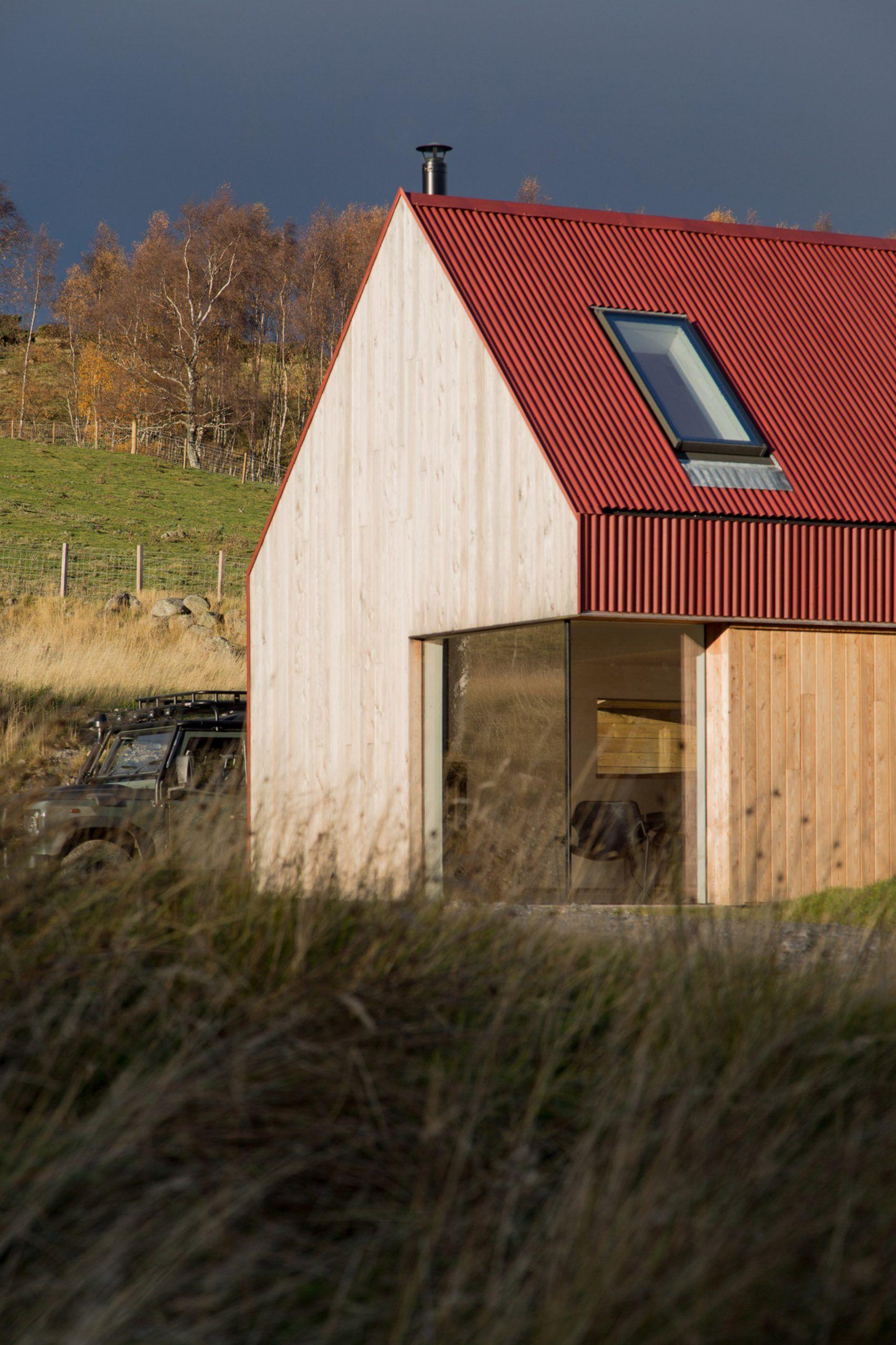 Coldrach By Moxon Architecture Architecture Cottage Renovation Rural Architecture