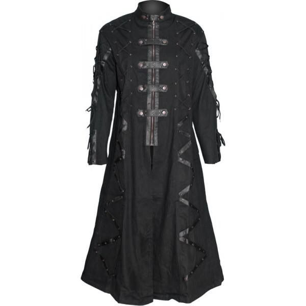 From Boutique Diabolik Montreal Fashion Steampunk Coat Clothes