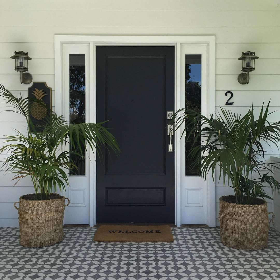 Porch Ideas For Houses With Images Front Door Entrance Front