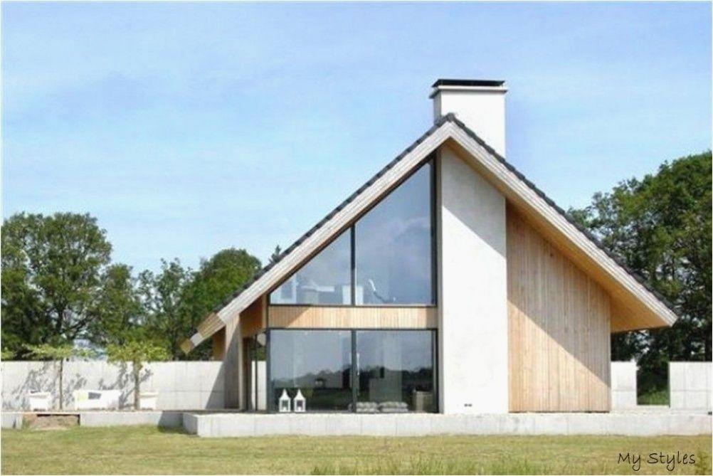 Moderne Et Elegante Cheminee Idees Maison D Architecture Maison Prefabriquee Plan Maison 100m2