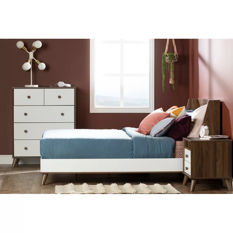 Yodi Platform Configurable Bedroom Set In 2020 Bedroom Sets Bedroom Set Full Size Bedroom Sets