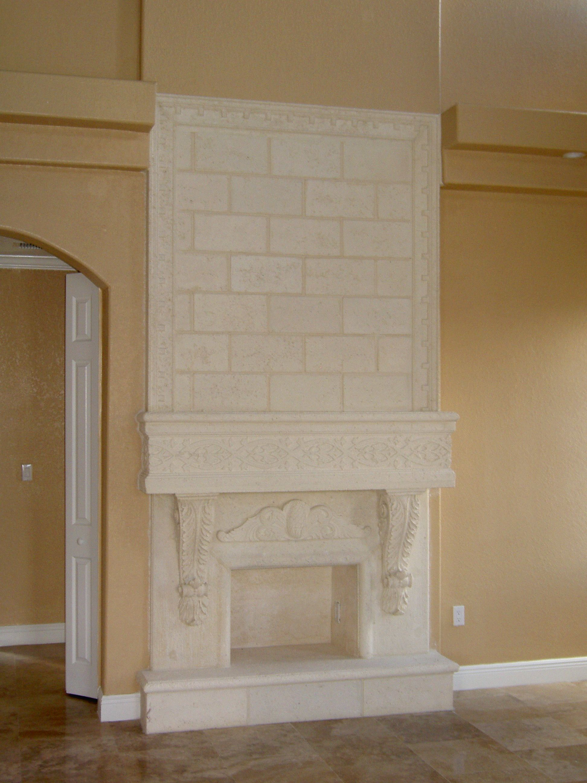 precast fireplace pin fireplaces home decor pinterest