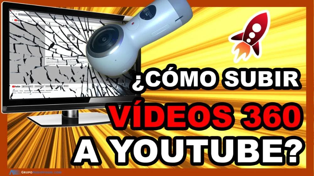 Vídeos Para Realidad Virtual 360 Grupo Audiovisual Videos Youtube Realidad Virtual
