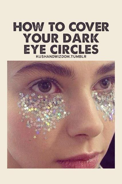 20 Beauty Memes That Really Get Us | Dark eye circles ...