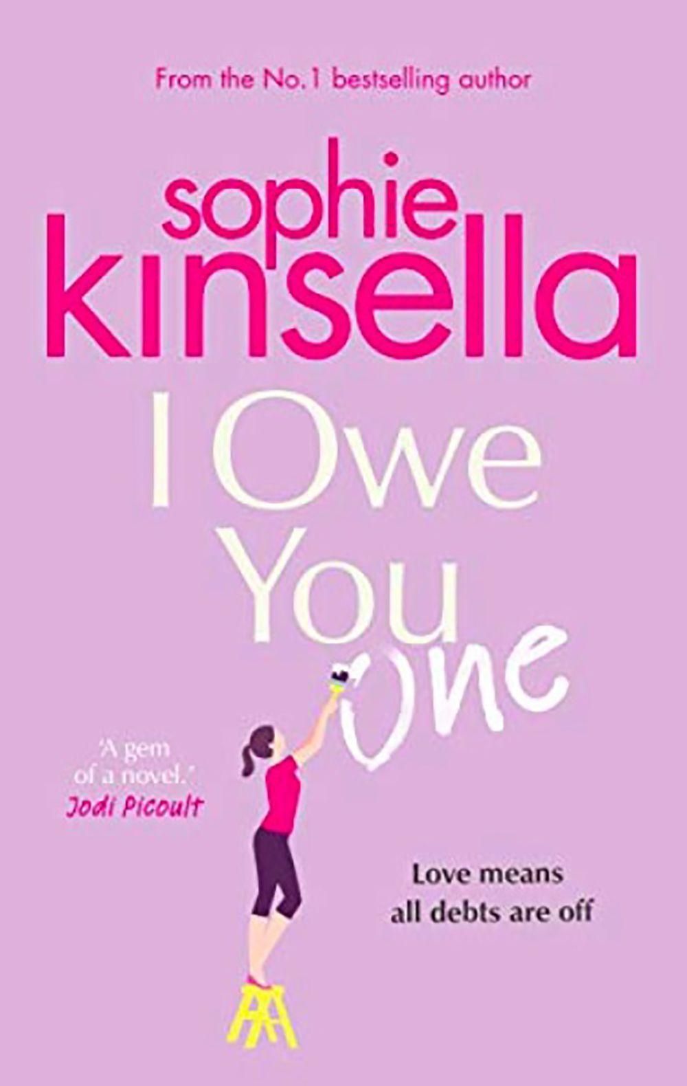 23++ Best sophie kinsella book info
