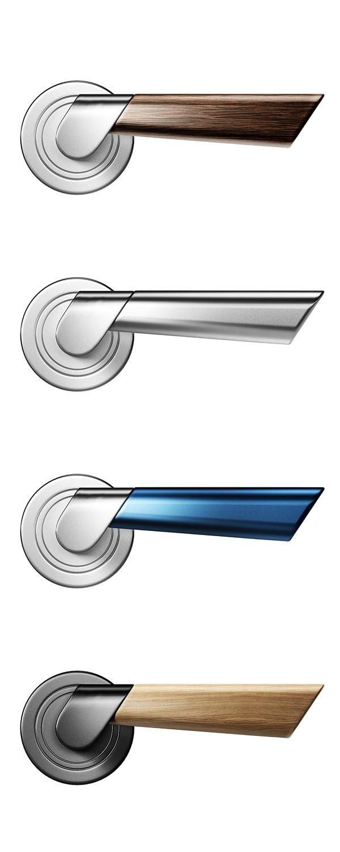aeb932585d84 SLICE - door handle on Behance Tiradores De Puerta