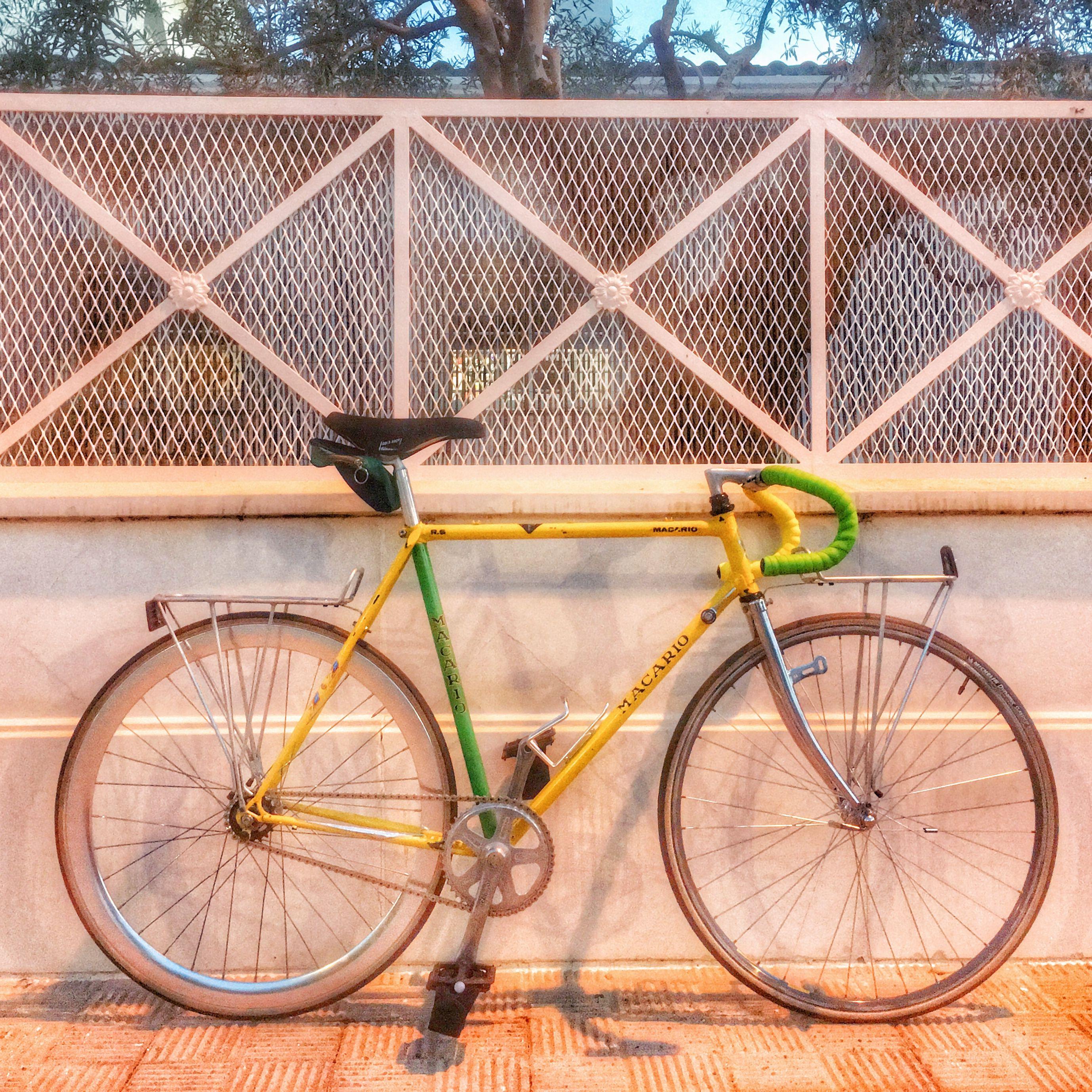 New restoration! Macario cycles. Fixie Randonneur, for every day commute. #randonneur #cycletowork #urbancycling #randonneuring #commute #commuterbike #commutebybike #fixedgear #fixiebike #fixieporn #fixate #classicbike #bicyclerestoration #bicycletouring #macario #macariocycles #bicicletasmacario