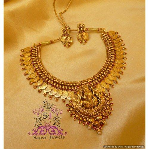 dc00e0ec51995 Ruby Ginni Temple Jewellery   Jewellery   Temple jewellery, Jewelry ...