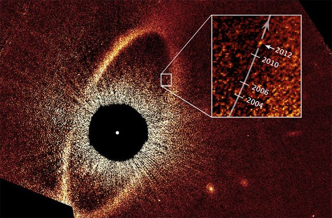 Zombie Planet Resurrected Fomalhaut B Is Real Discovery News
