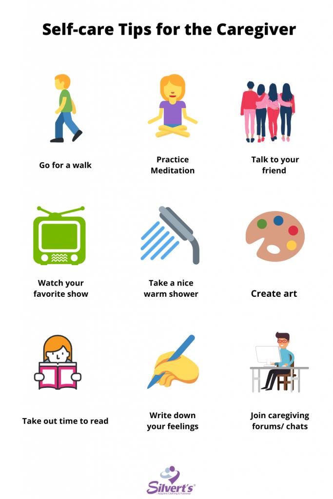 Home health care caregiver tips