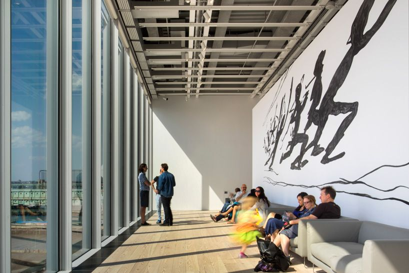 renzo piano's whitney museum of american art set to open in new york