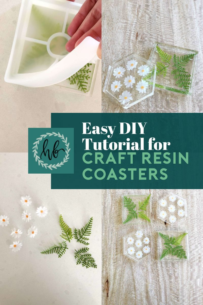Photo of How to Make Craft Resin Coasters (a Step by Step Tutorial)