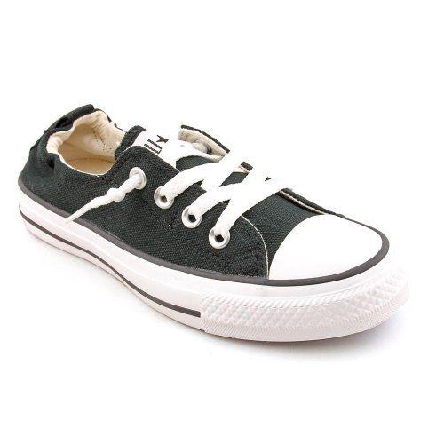 0d9dc9bb5904d2 Converse Womens Chuck Taylor Shoreline Black Sneaker - 10 Converse  http   www.