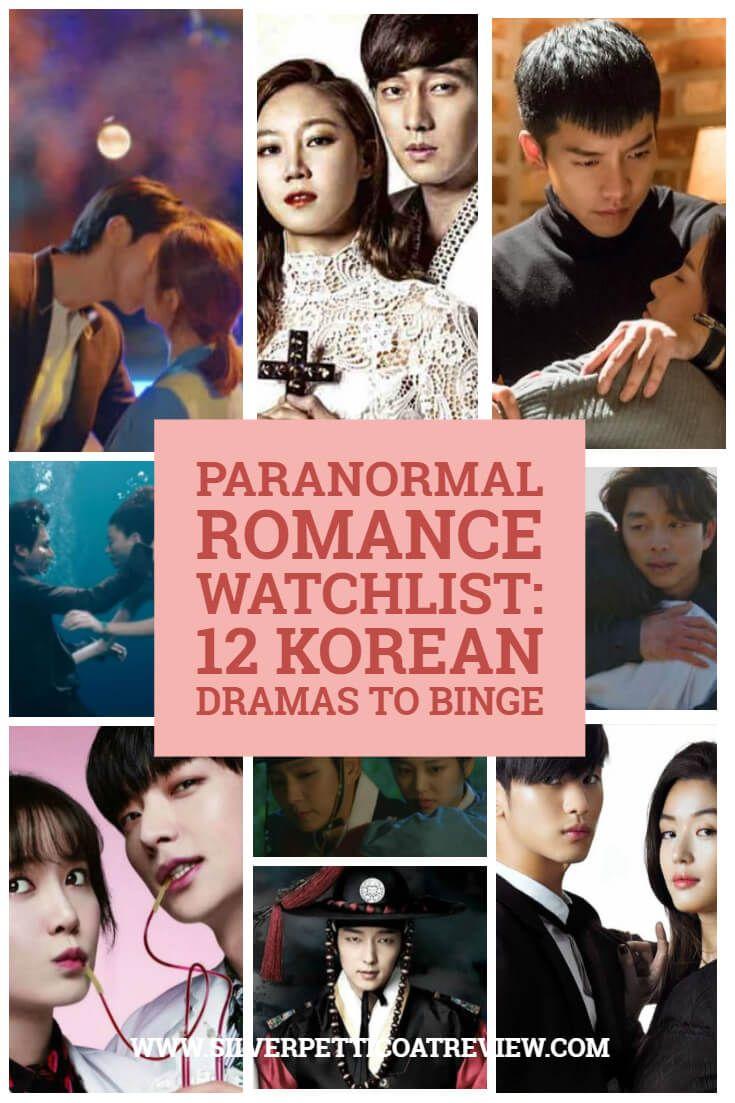 Paranormal Romance Watchlist: 12 Korean Dramas To Binge - From Grim Reapers, Ghosts, to Vampires and Even Mermaids #KoreanDramas #KDramas #TVSeries #BingeWatch