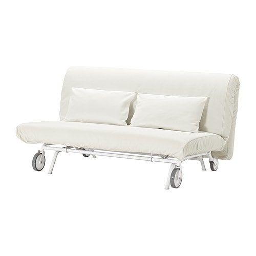 Zetelbed 2 Personen Ikea.Ikea Ps Lovas Sleeper Sofa Ikea Extra Covers Make It Easy To Give