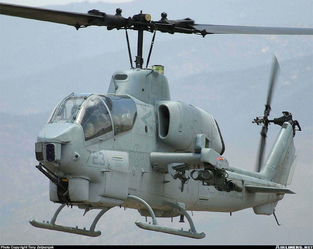 Bell AH-1W Super Cobra   Helicopters   Pinterest   Helicopteros de ...