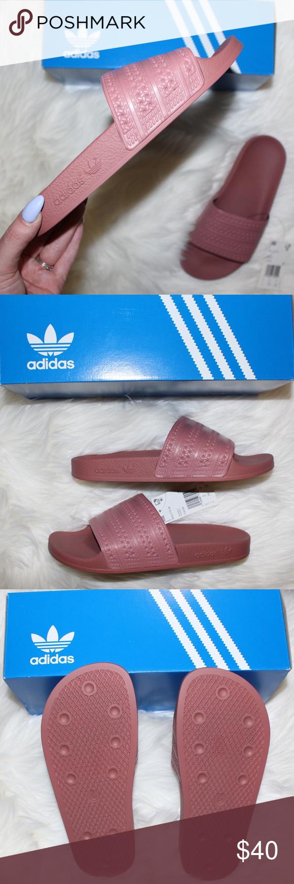 BNIB adidas Originals Adilette Slides