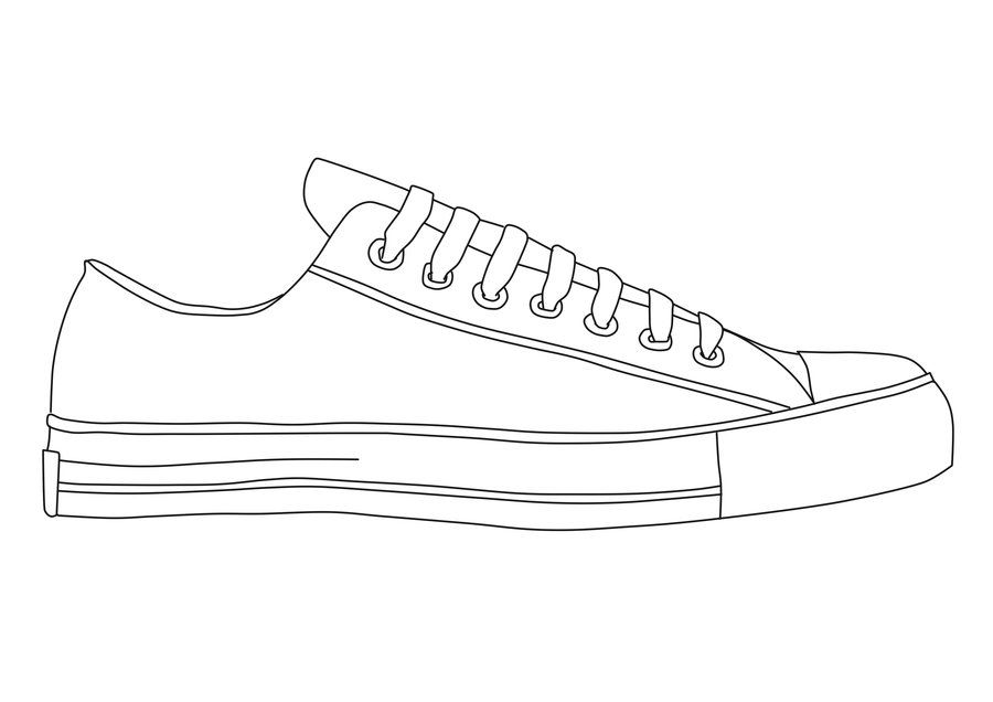 official photos f2320 53b26 Chuck Taylor Template by 5h3Ld4.deviantart.com on  DeviantArt Converse  Drawing, Converse