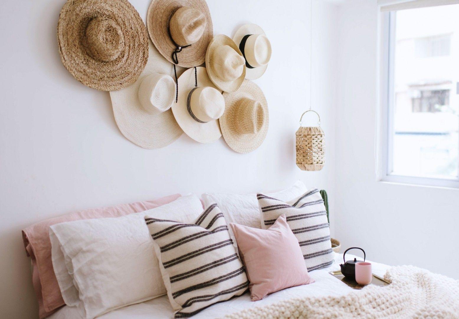 One small bedroom three ways diyorganize pinterest