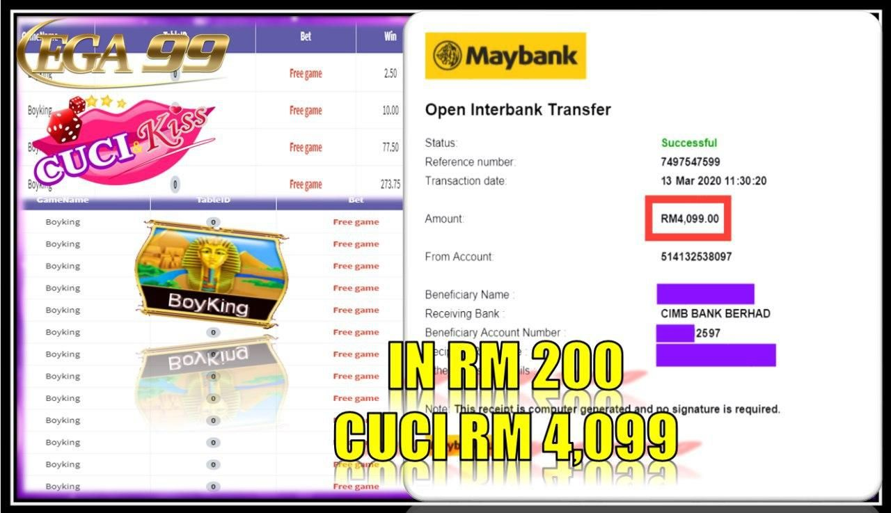 EGA99 ONLINE CASINO MALAYSIA in 2020 Online casino