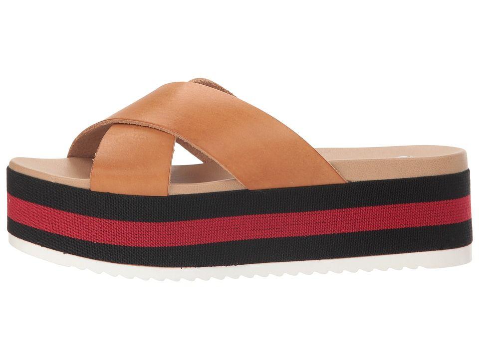 27d1111a19e Steve Madden Asher Women s Shoes Cognac Multi