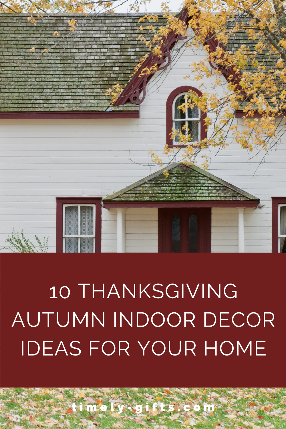 See these great thanksgiving indoor decor ideas? This article will have 10 festive indoor decor ideas for thanksgiving and autumn! See these great decor ideas to make your house feel more like autumn and fall! #thanksgiving #thanksgivingdecor #falldecor #autumndecor #indoordecor #decorideas #seasondecor #pumpkindecor #fundecor #easydecor #holidaydecor #fauxdecor