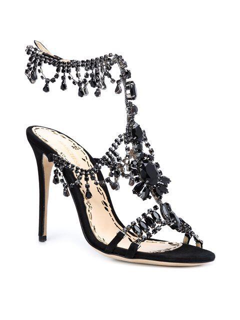 57f6834f3 Marchesa Grace Sandals - Farfetch. Jeweled SandalsExpensive ShoesMarchesaGrace  ...