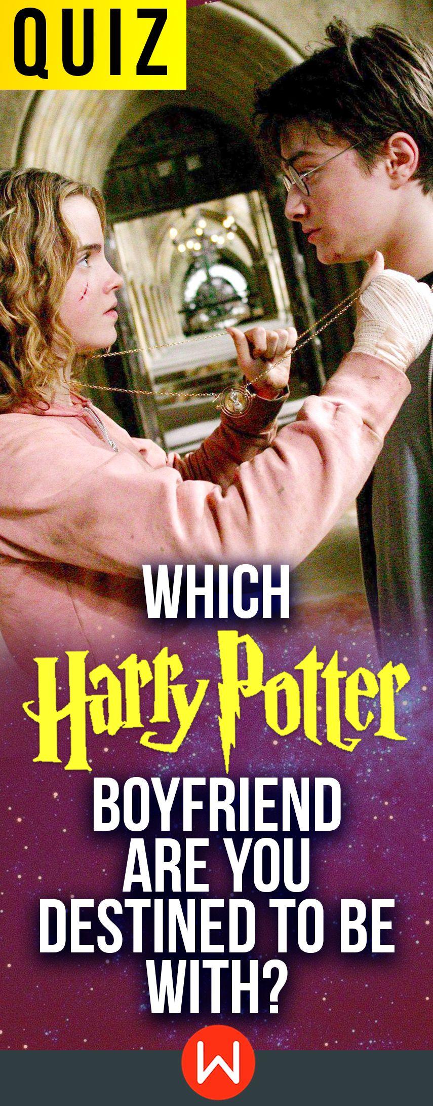 whos your harry potter boyfriend