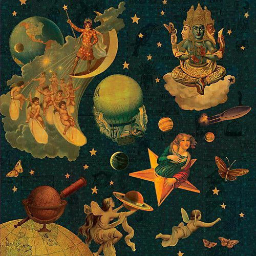 Universal Music Group Smashing Pumpkins - Mellon Collie And The Infinite Sadness 4LP #albumart