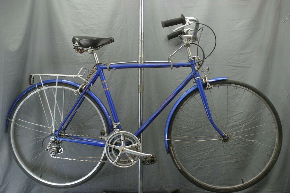Suteki Vintage Road Bike Medium 54cm Suntour Touring City Gravel Japan Charity Suteki Road Bike Vintage Bike Seat Road Bike