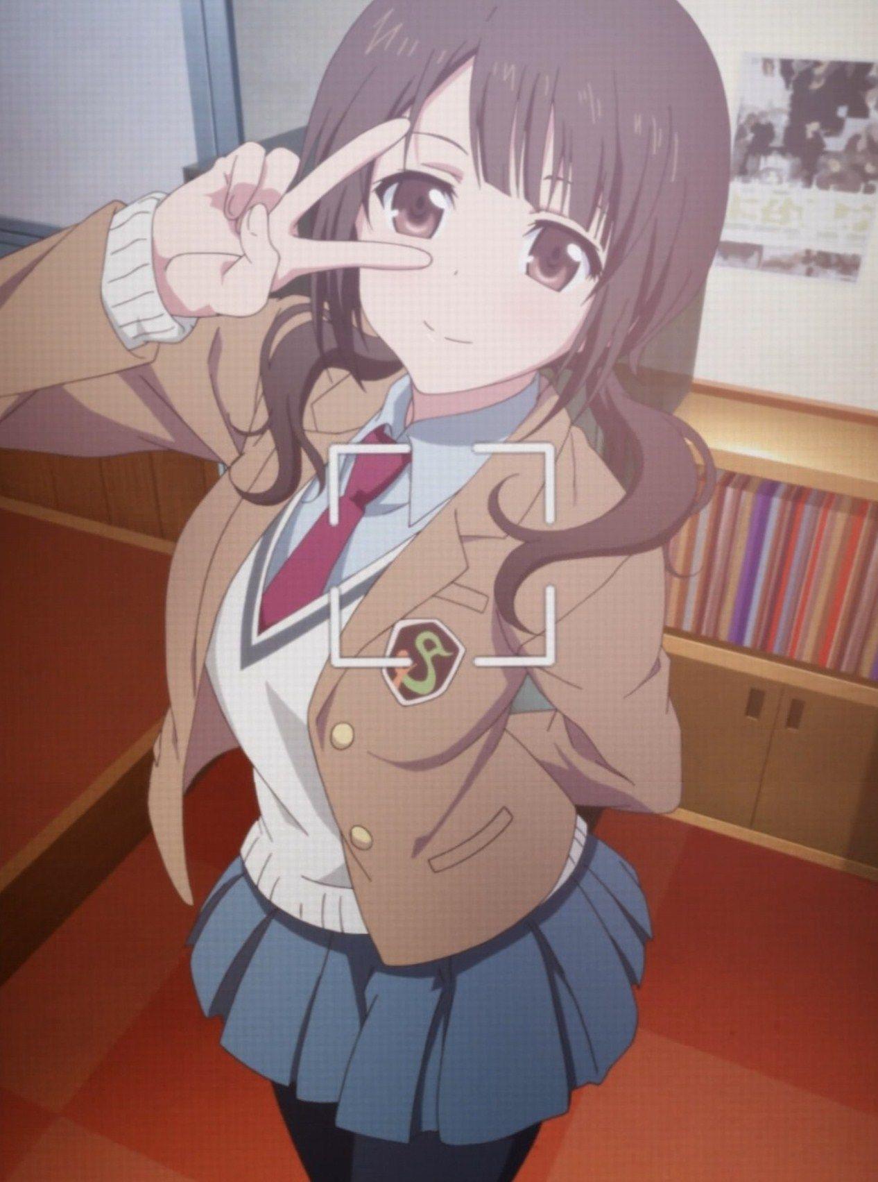 Tari Tari アニメ女子高生 アニメの女の子 アニメ