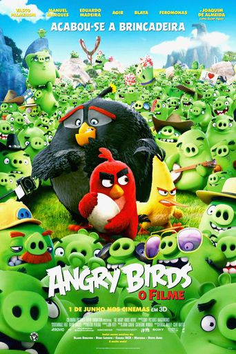 Assistir Angry Birds O Filme Online Dublado Ou Legendado No Cine