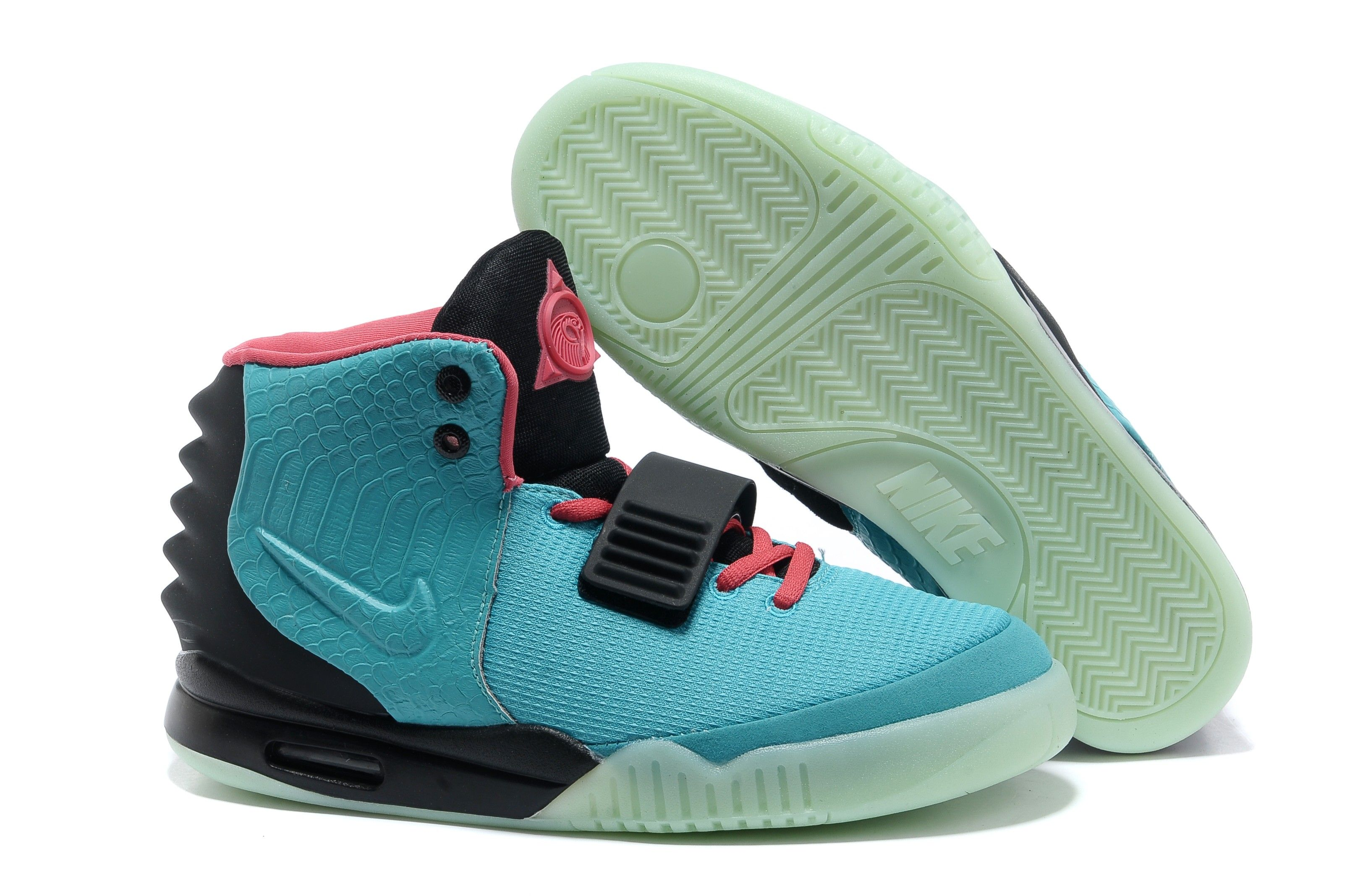 Nike Shoes Air Yeezy 2 Nrg Sneaker Green Black Men'S Cheap At The Price